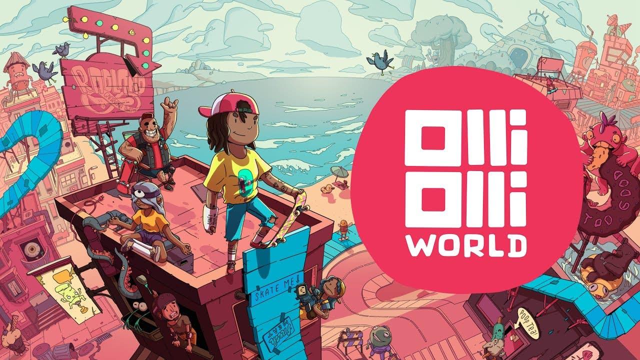 olliolli world announced for all