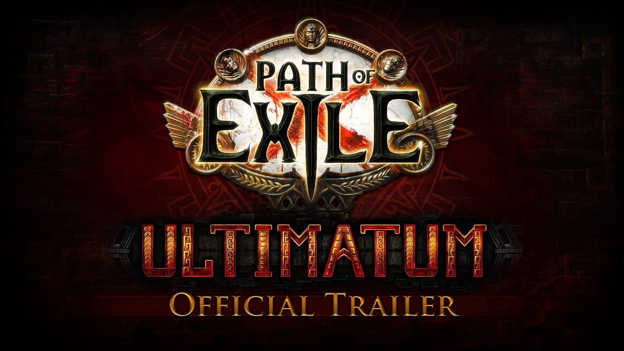 path of exile ultimatum expansio