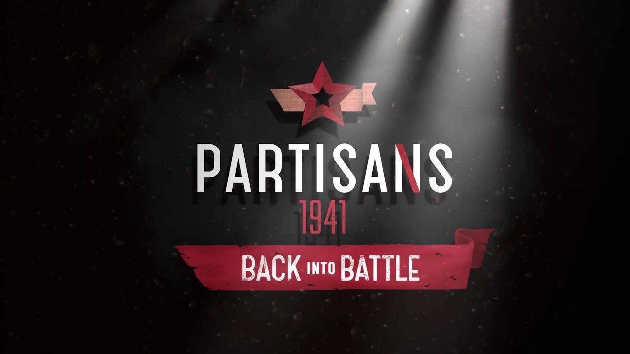 real time tactics game partisans