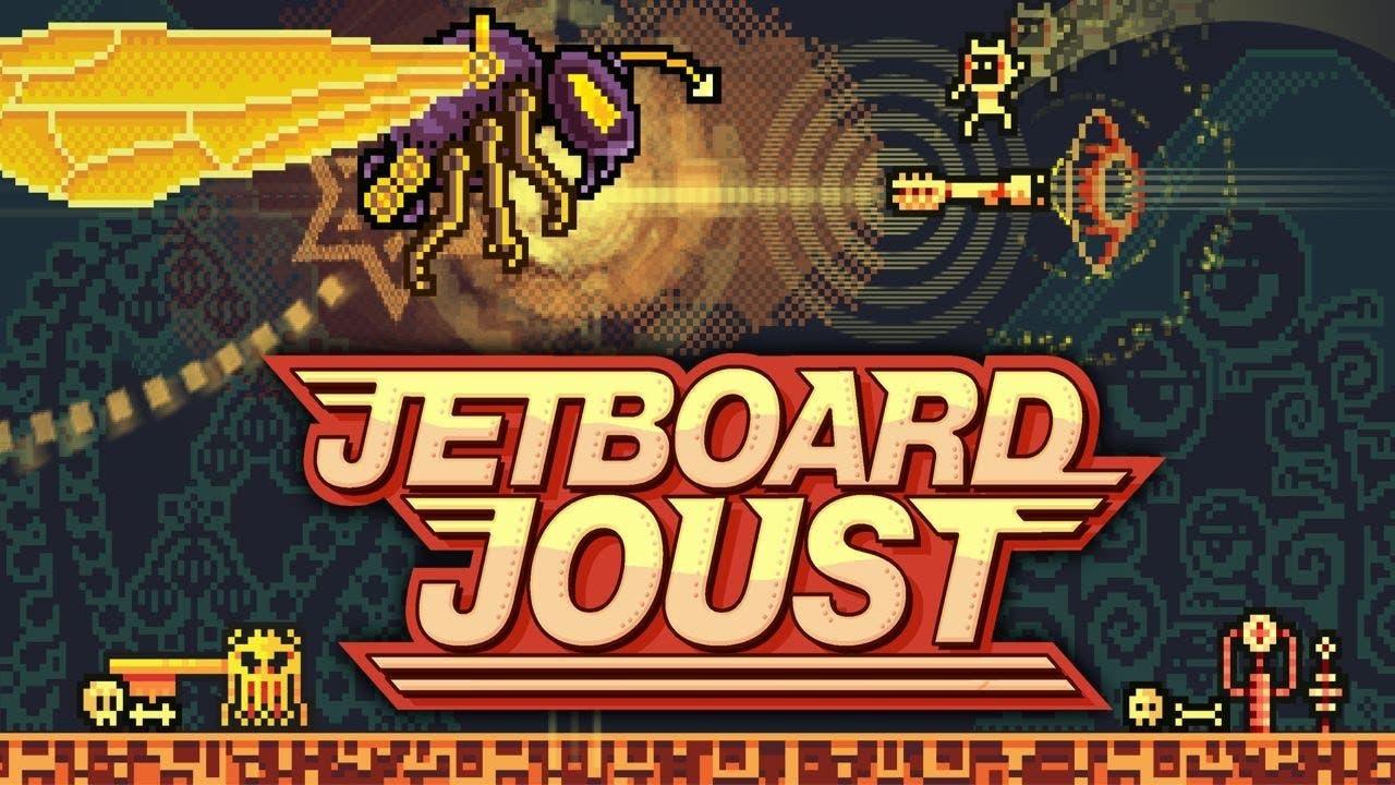 roguelike shmup jetboard joust b