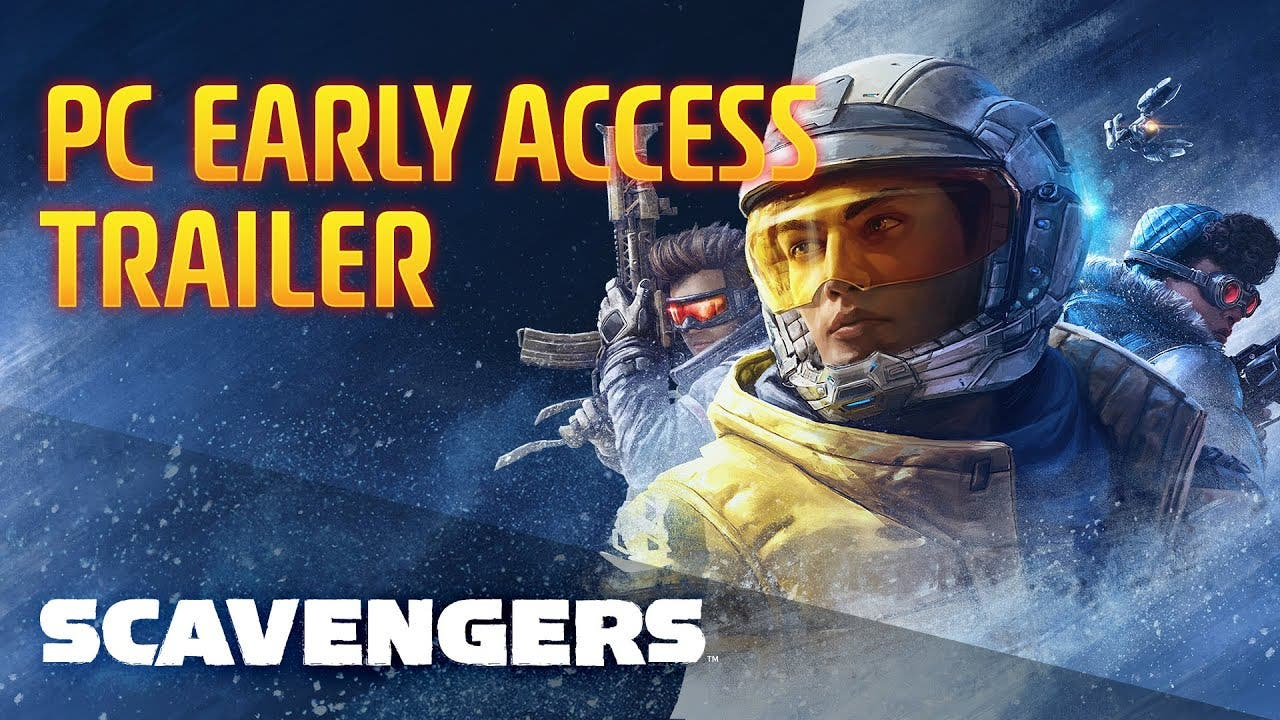 scavengers the harsh wintery pve