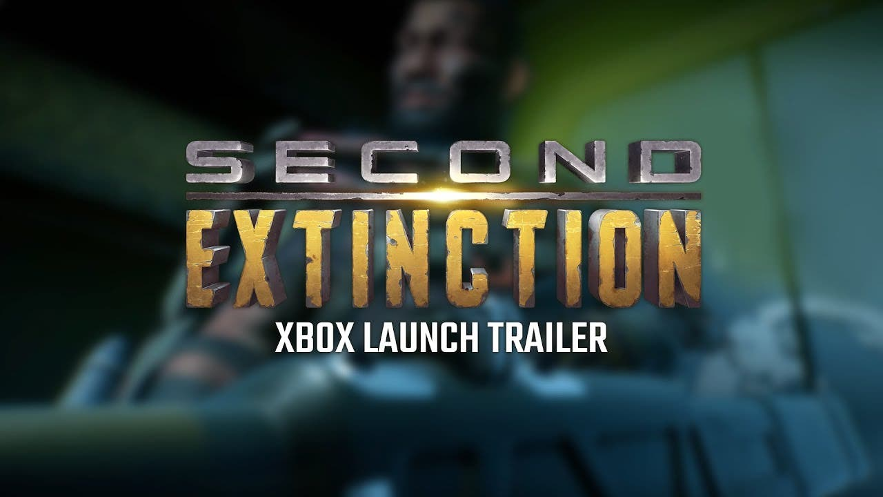 second extinction comes to xbox