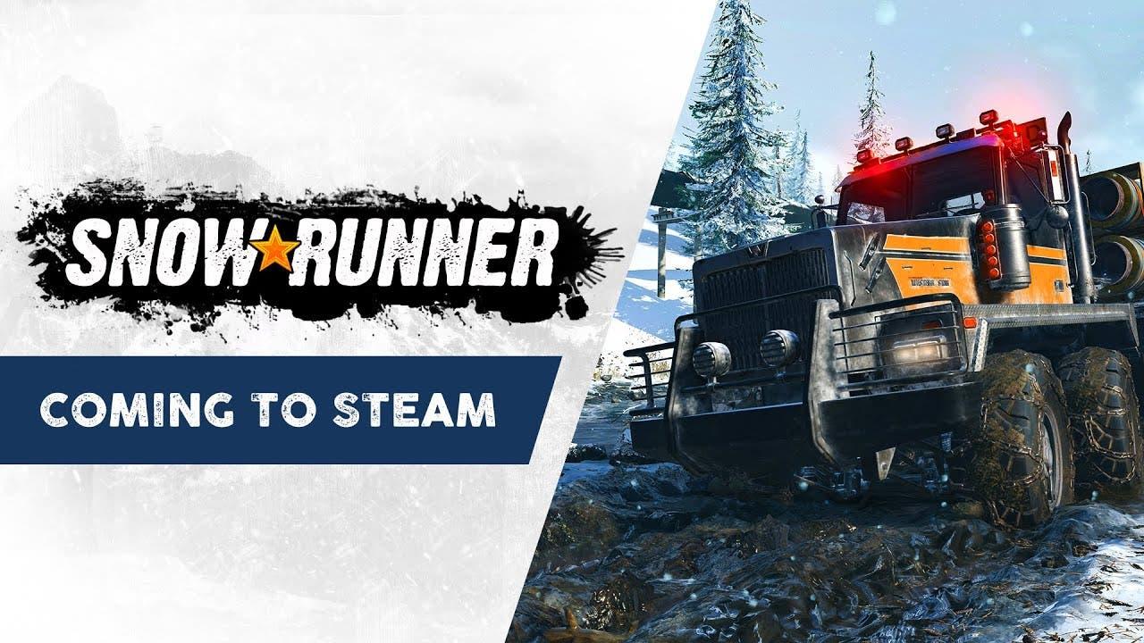 snowrunner is leaving epic games