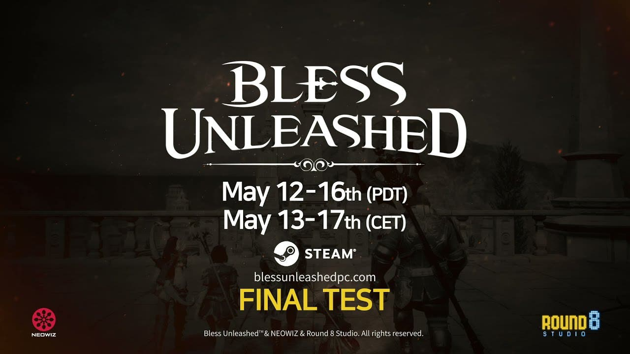 the final beta test for bless un