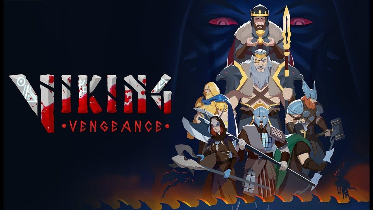 viking vengeance is an roguelite