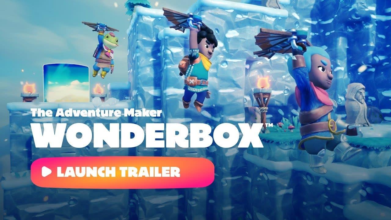 wonderbox the adventure maker is