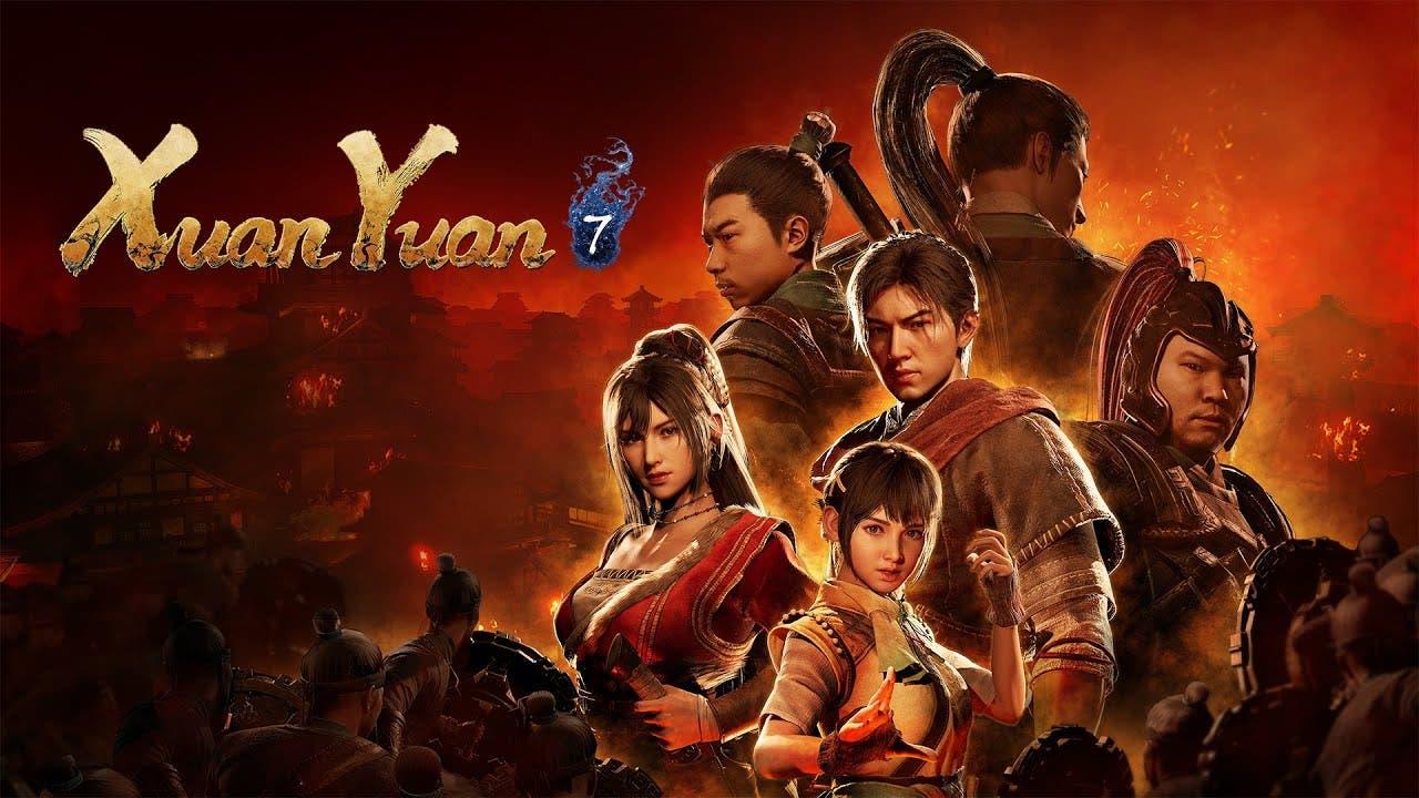 xuan yuan sword 7 is coming to p