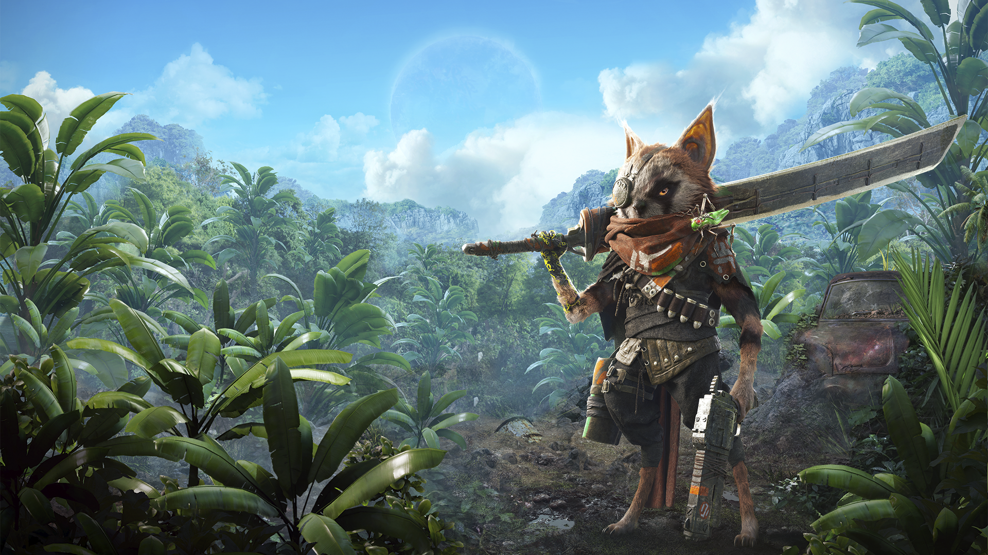 BIOMUTANT review featured
