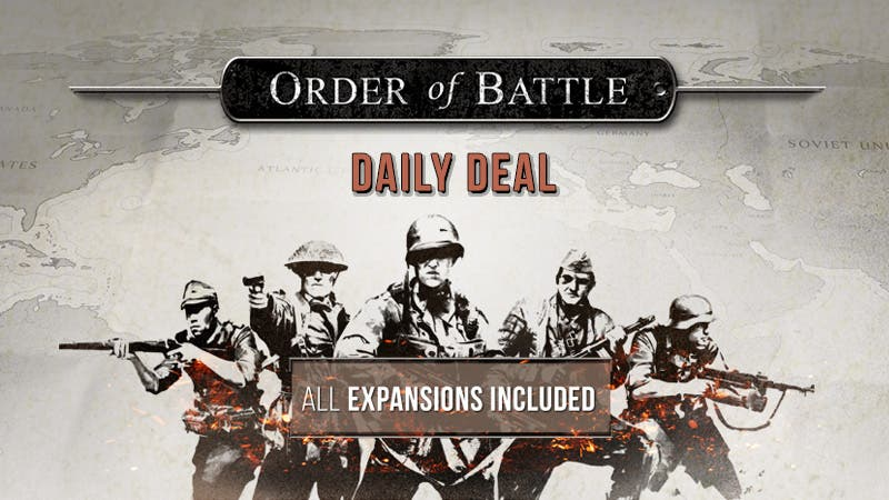OOB daily deal