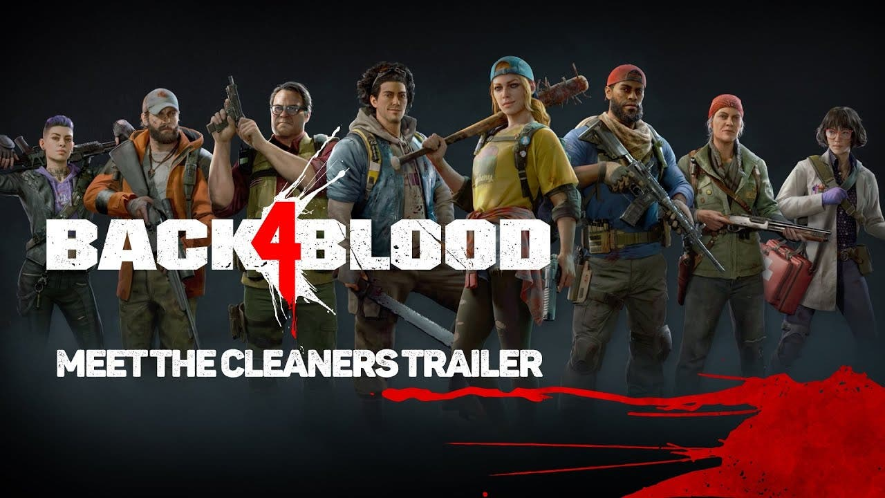 back 4 blood trailer wants you t