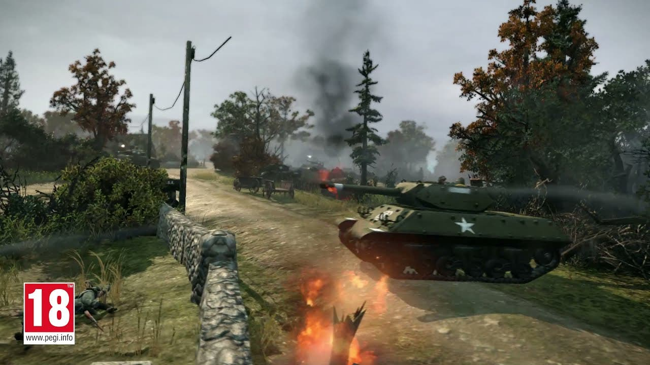 company of heroes 2 and ardennes