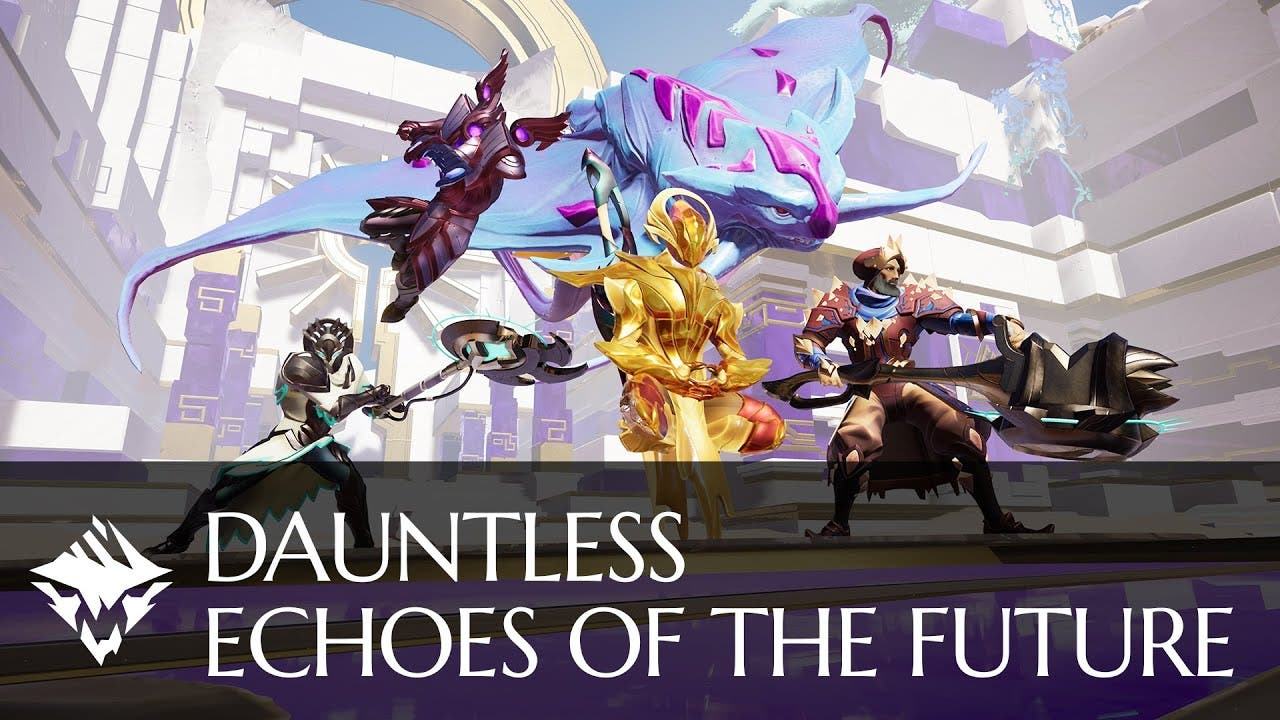 echoes of the future update intr