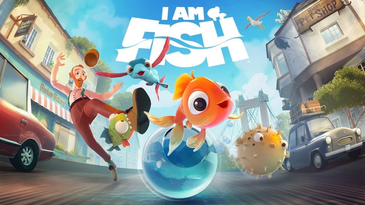 i am fish the follow up of i am