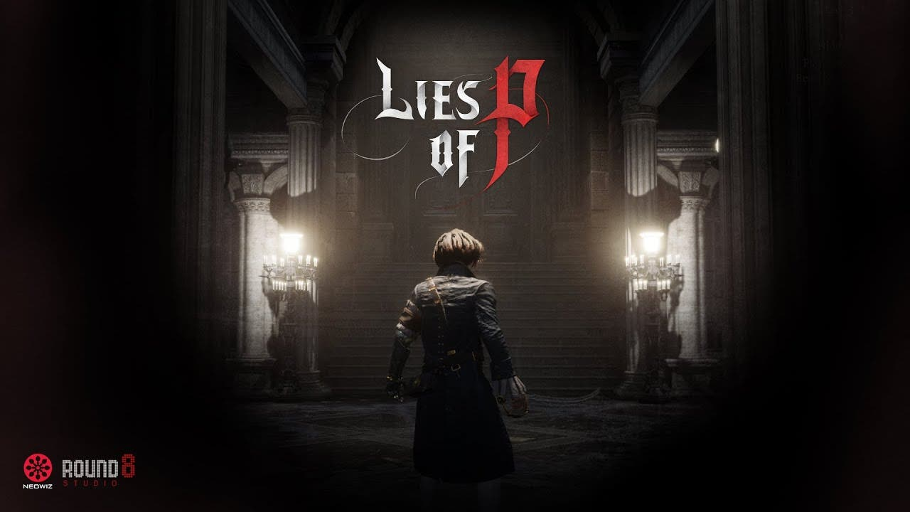 lies of p is a souls like where