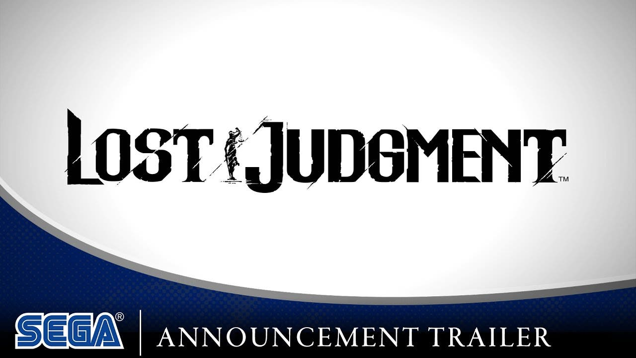 lost judgment announced for curr