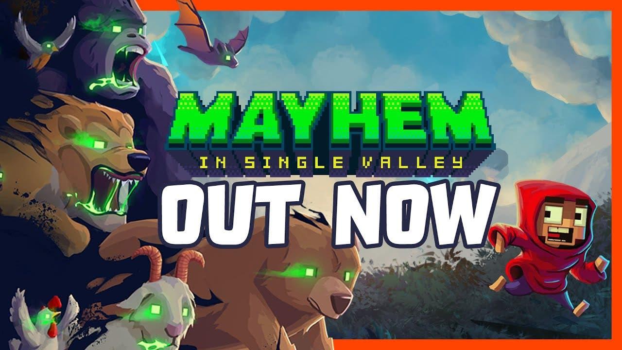 mayhem in single valley is an ex