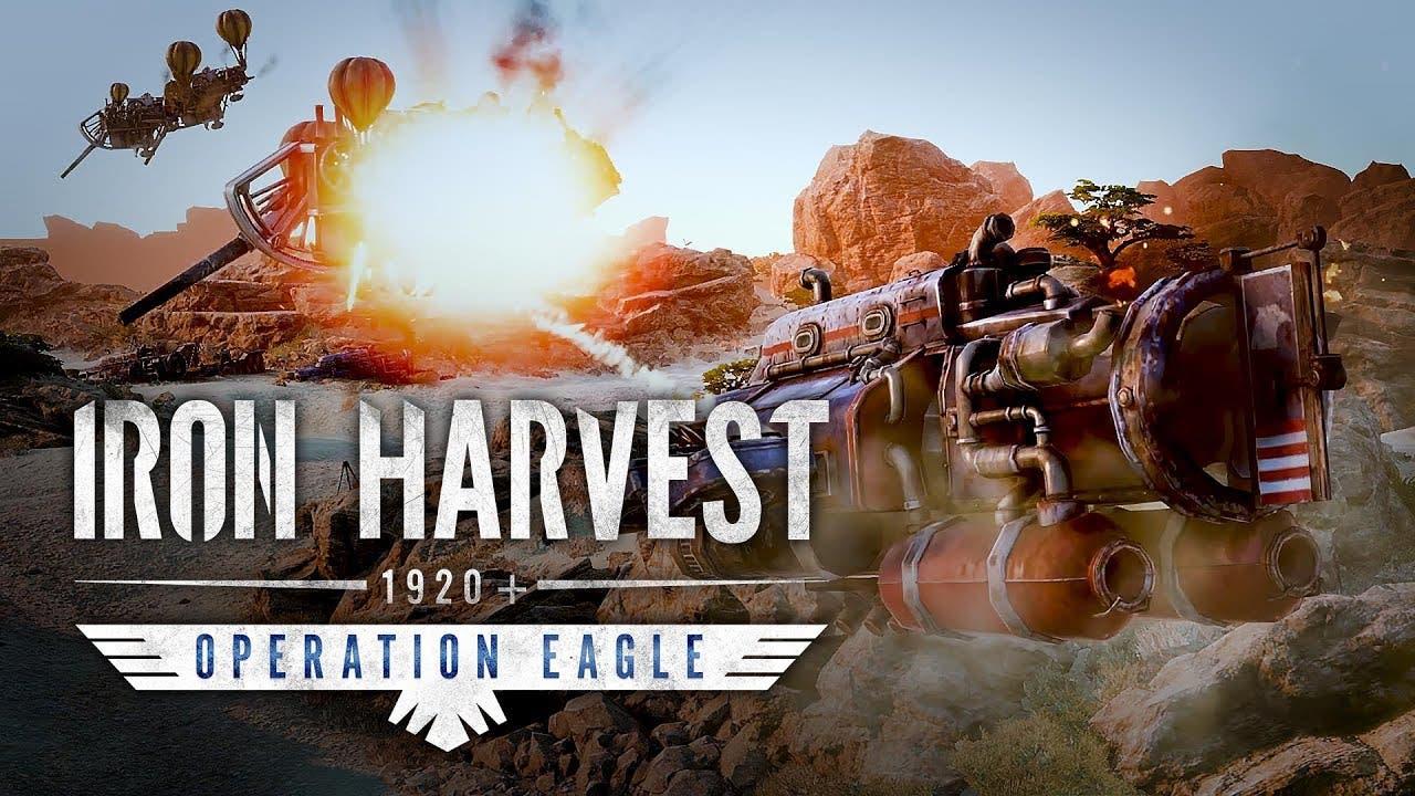operation eagle soars in major d