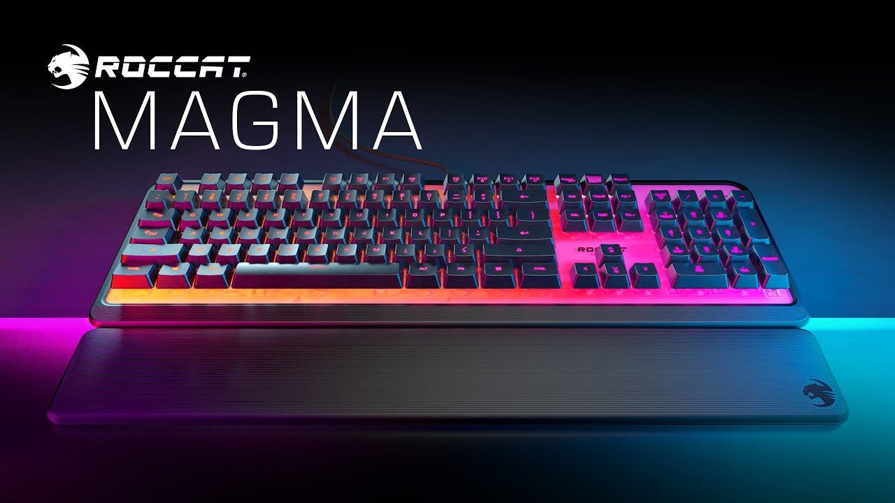 roccat announces the magma and p