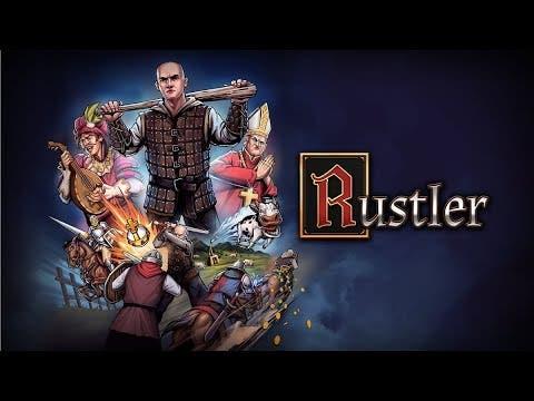 rustler a grand theft horse game