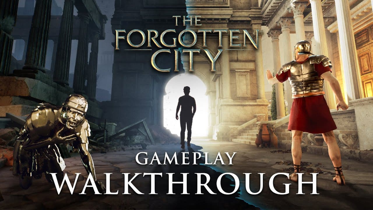 take a tour of the the forgotten
