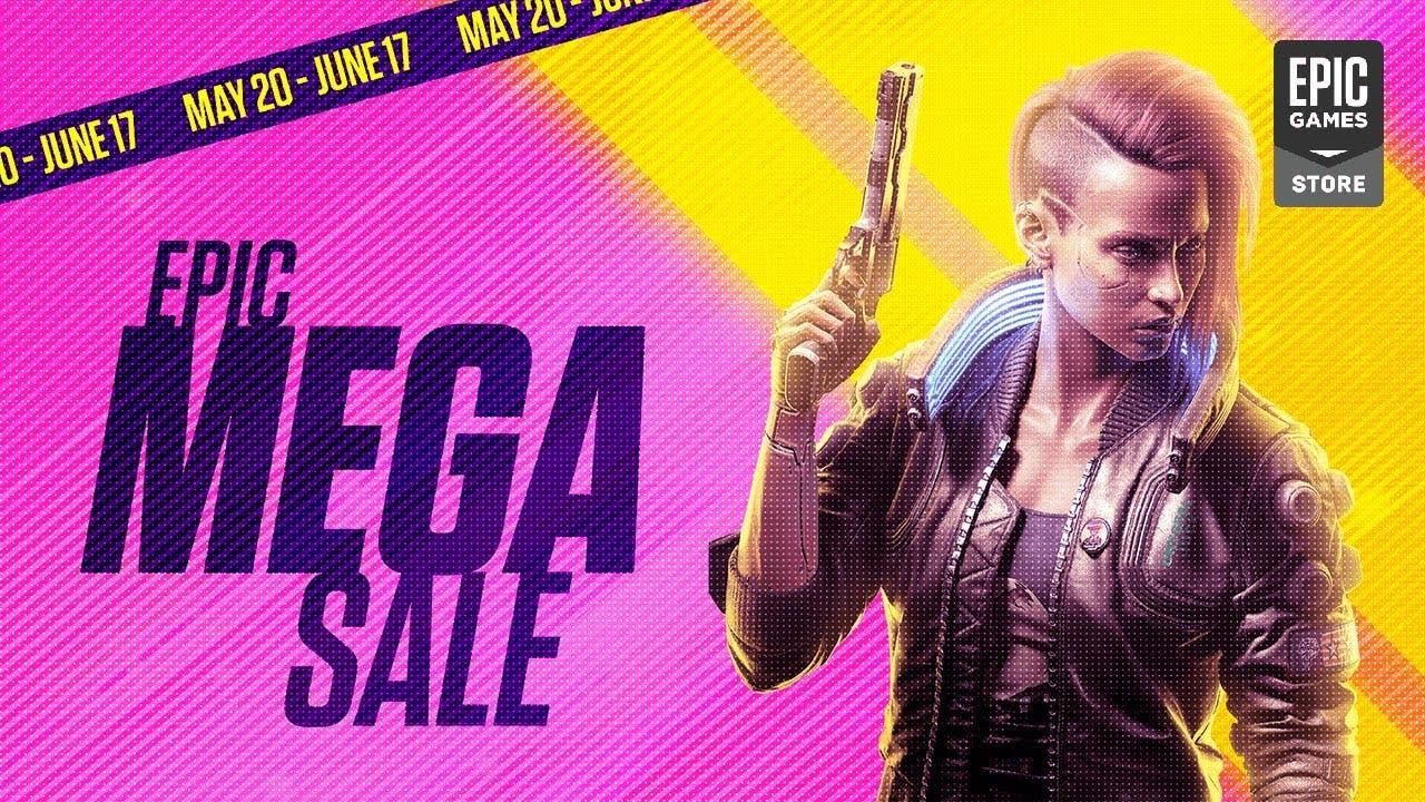 the epic games store epic mega s