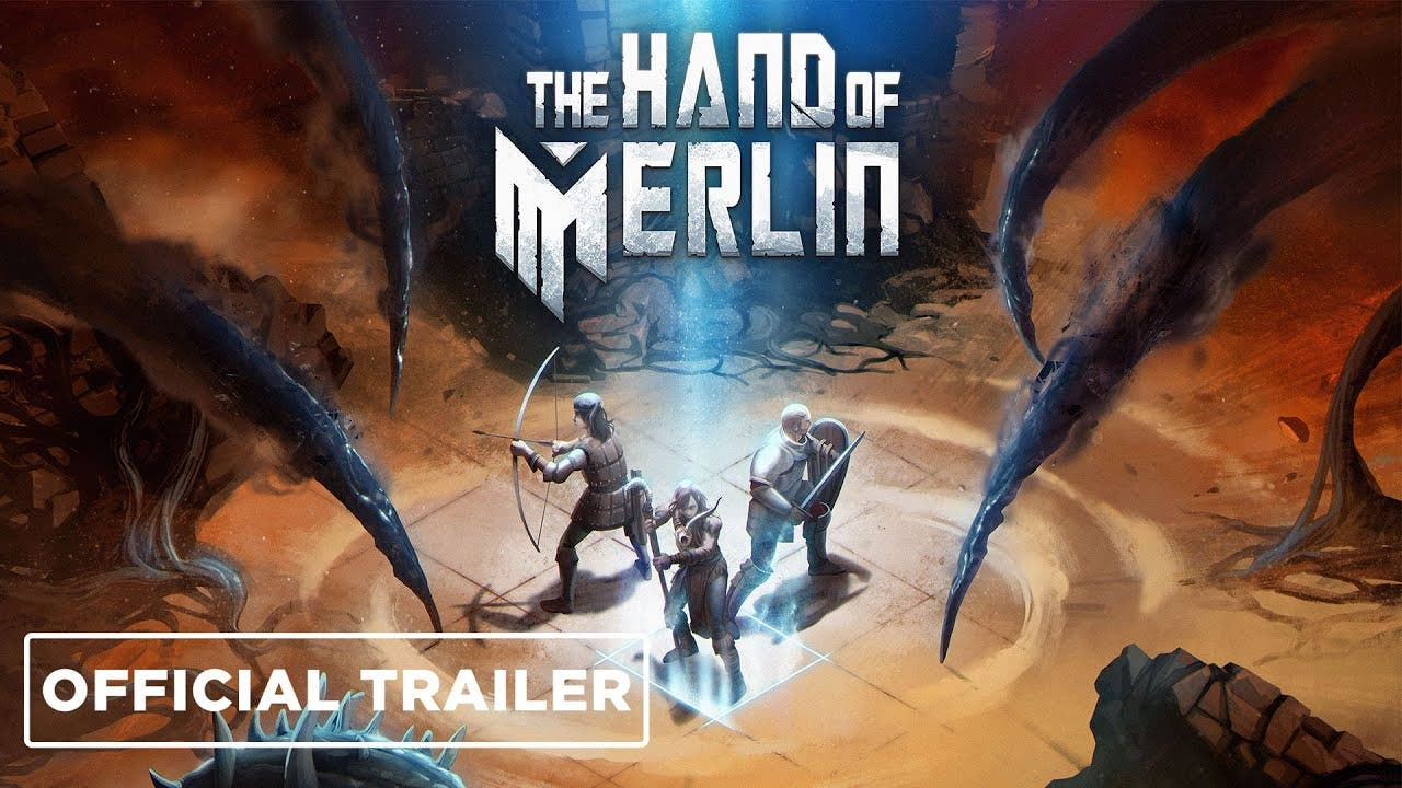 the hand of merlin the roguelite
