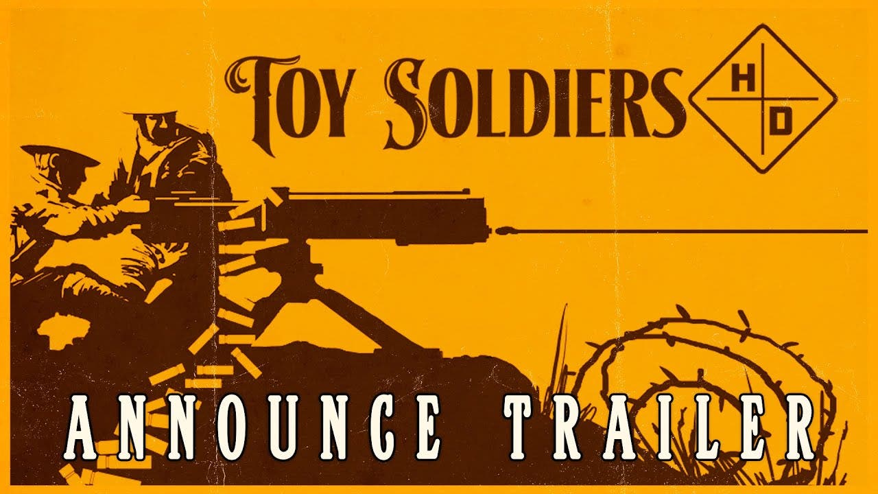 toy soldiers hd announced and is