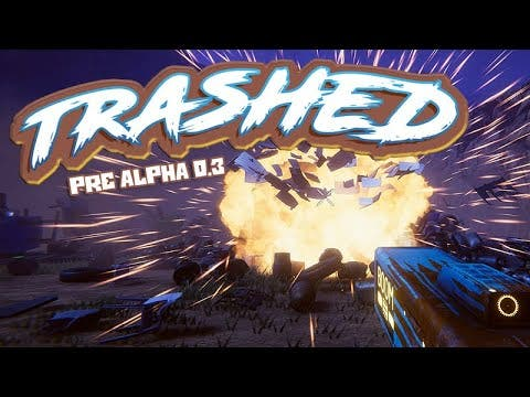trashed receives major update wh