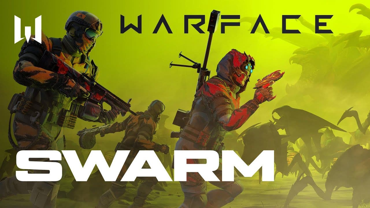 warface is experiencing a swarm