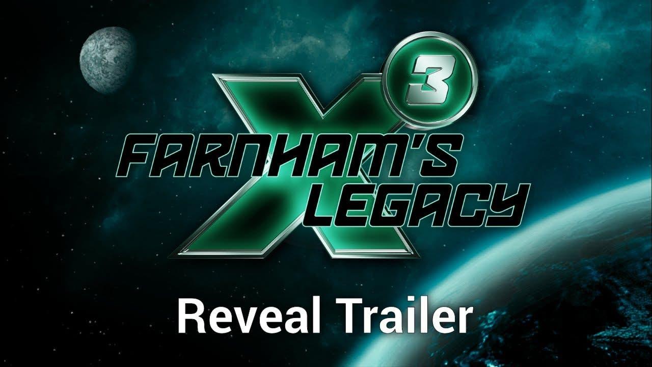 x3 farnhams legacy is a communit