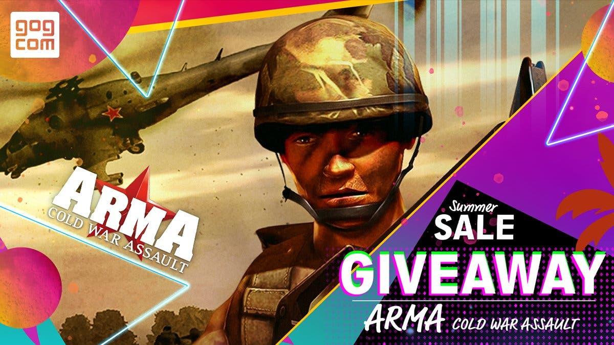 ARMA CWA giveaway