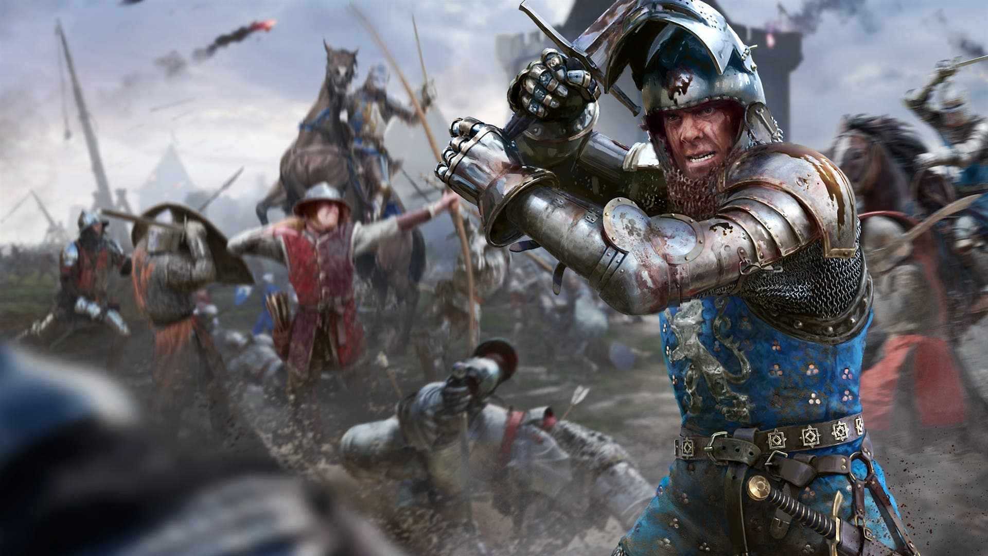 Chivalry2 review featured