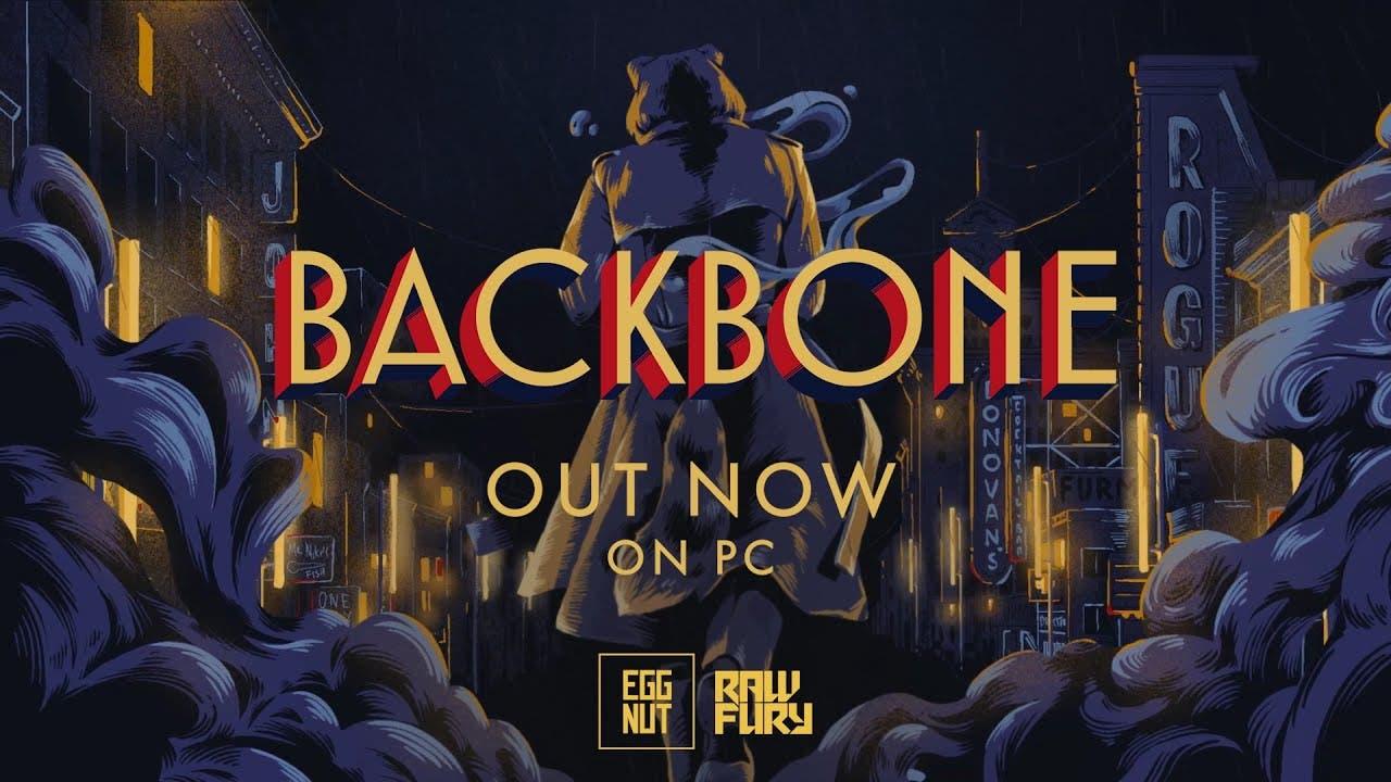backbone the post noir detective
