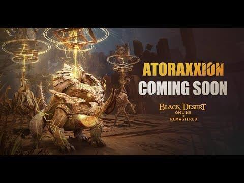 black desert online gives a peek