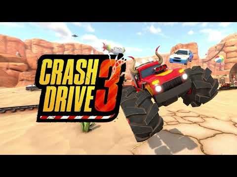 crash drive 3 races towards a ju