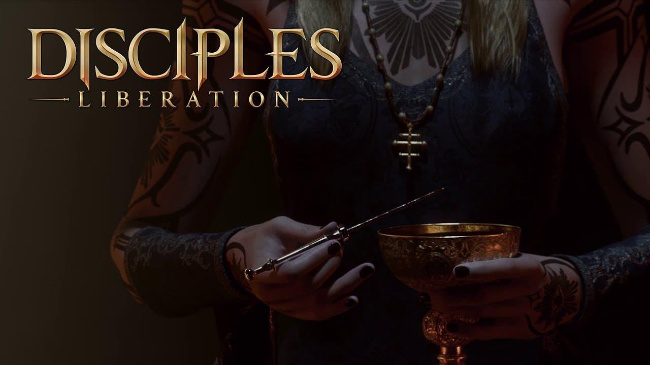 disciples liberation announced c