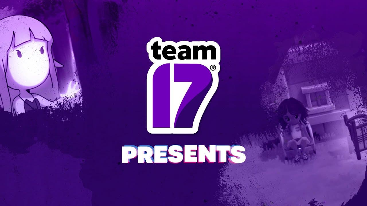 future games show team17 present