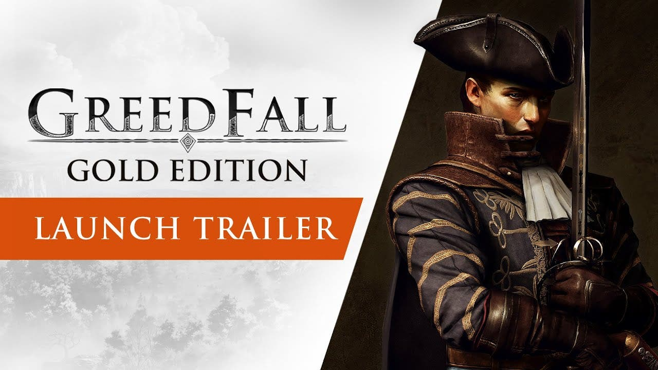 greedfall gold edition includes
