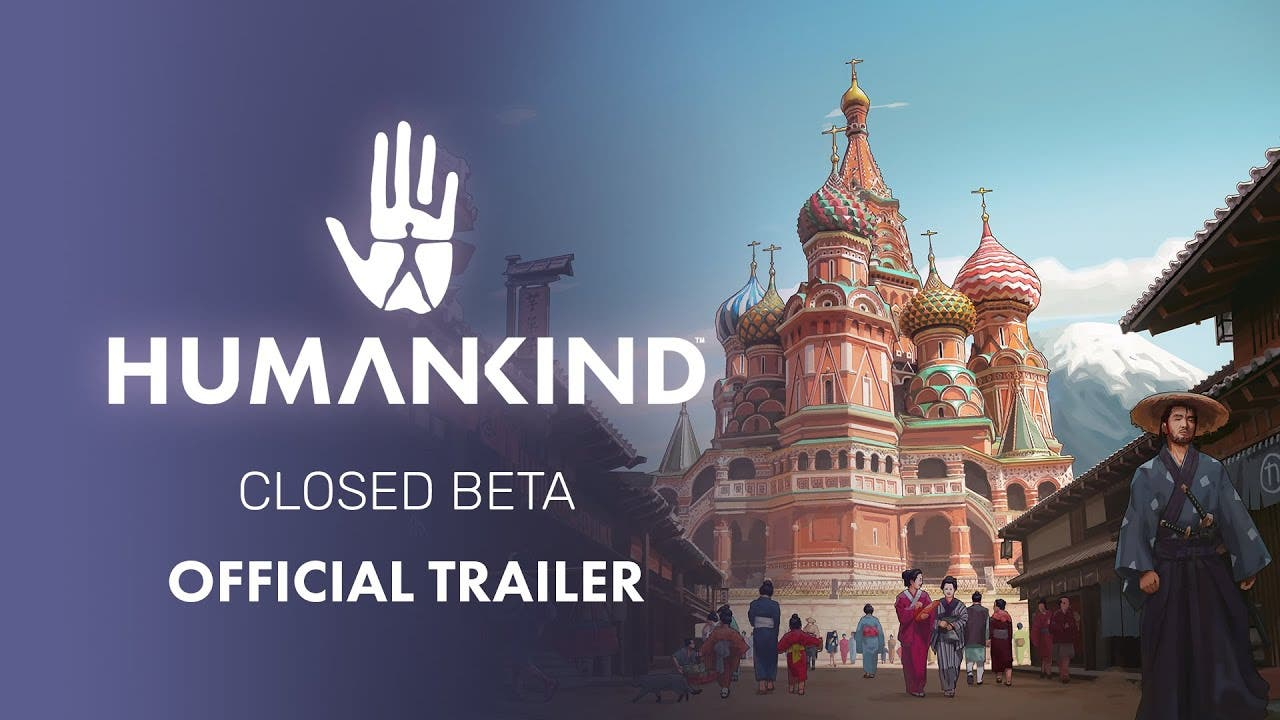 humankind beginning closed beta