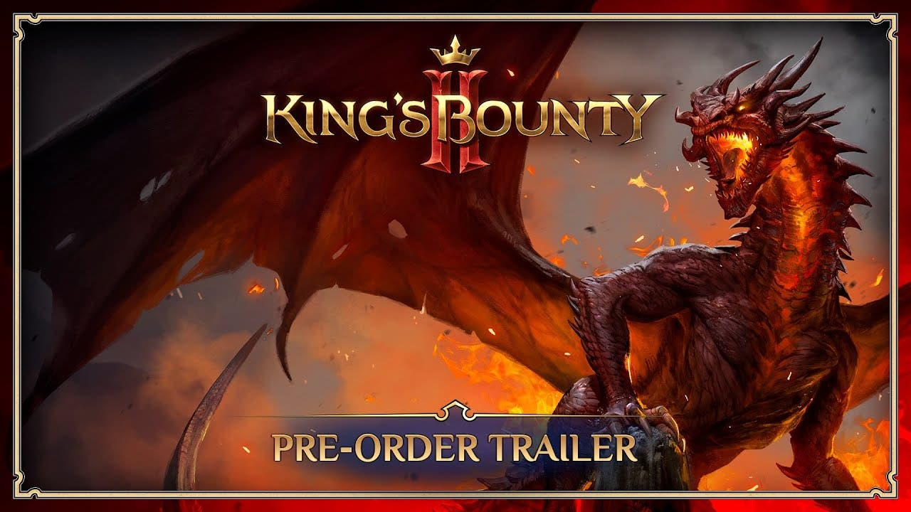 kings bounty ii now available fo