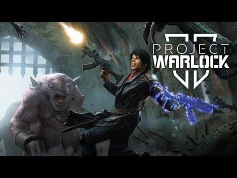 project warlock ii releasing in