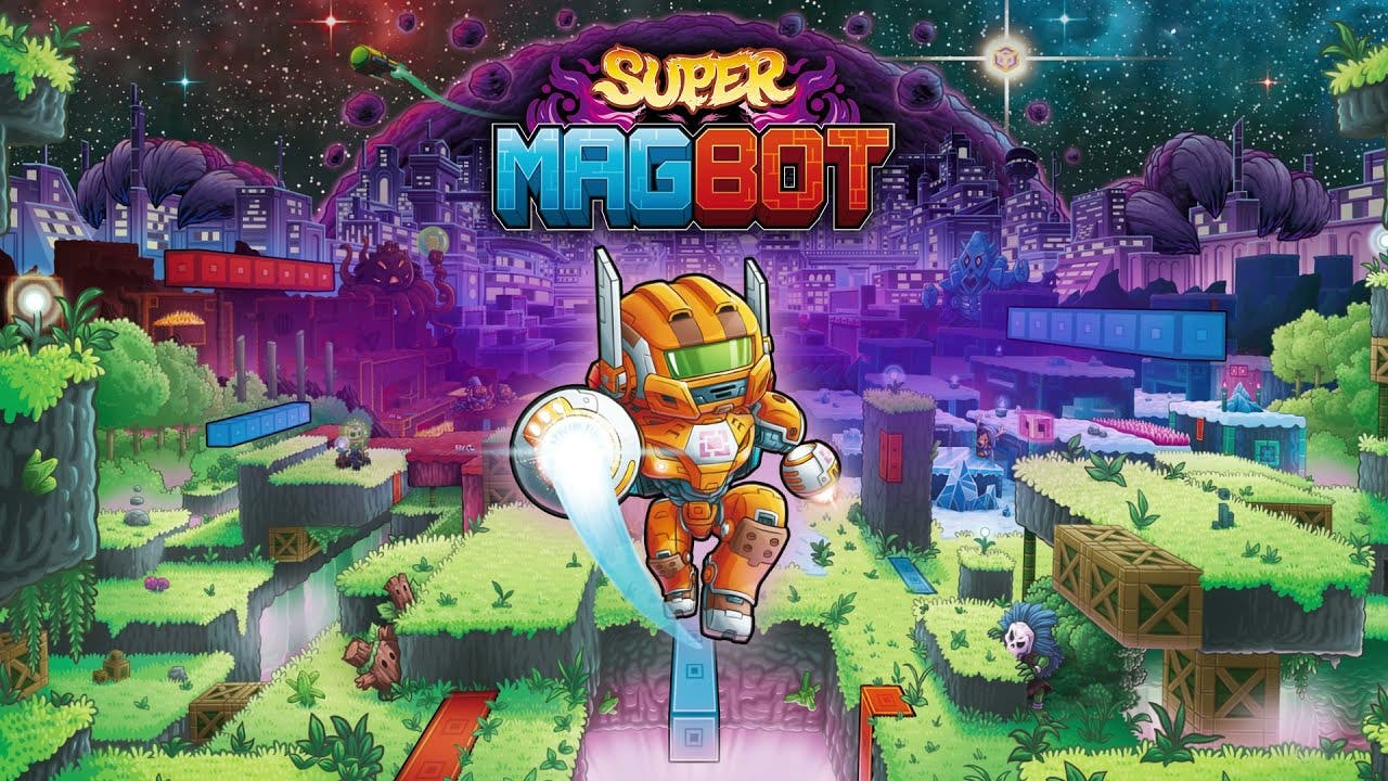 super magbot is a very attractiv
