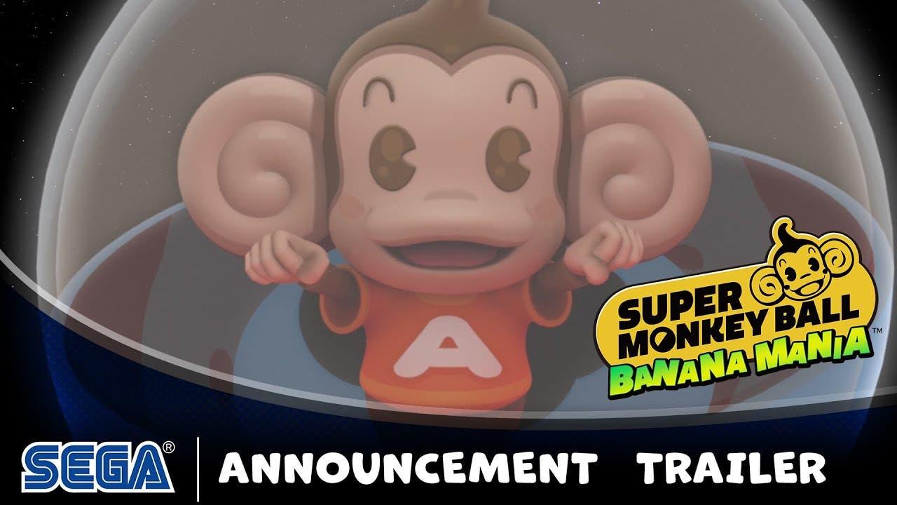 super monkey ball banana mania i