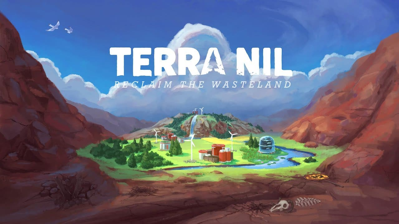 terra nil is an ecological resto