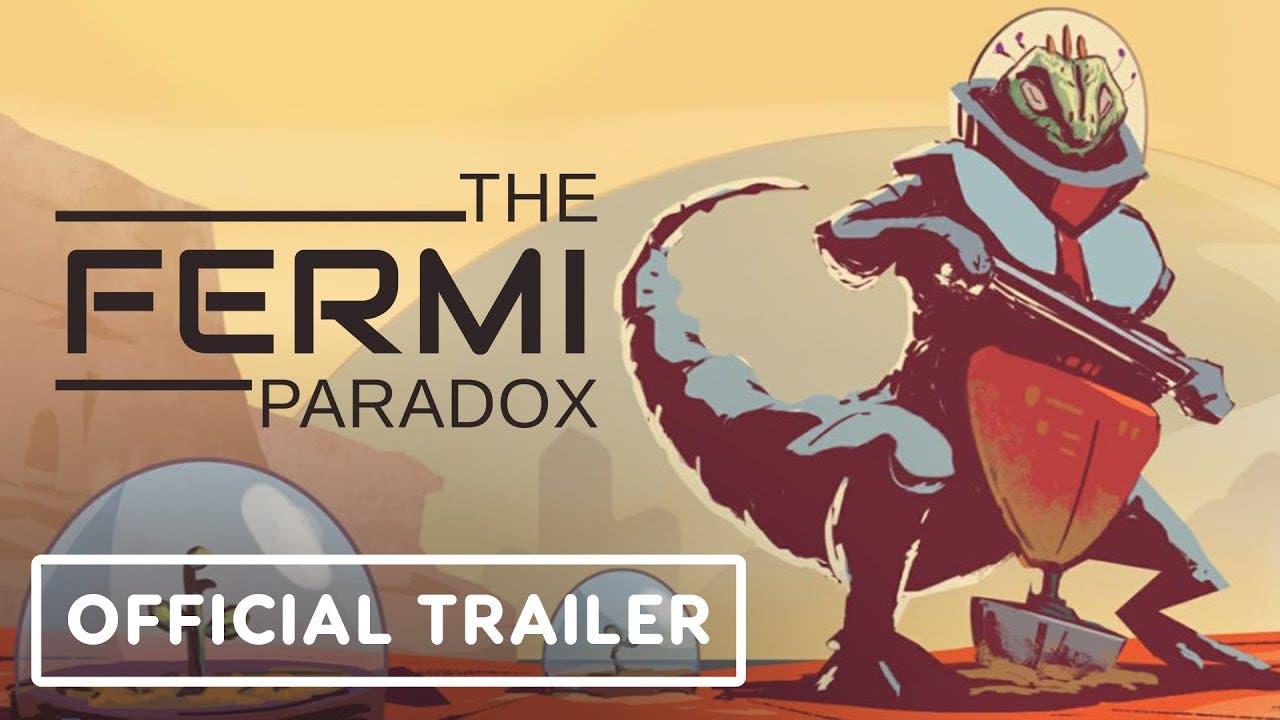the fermi paradox a narrative st