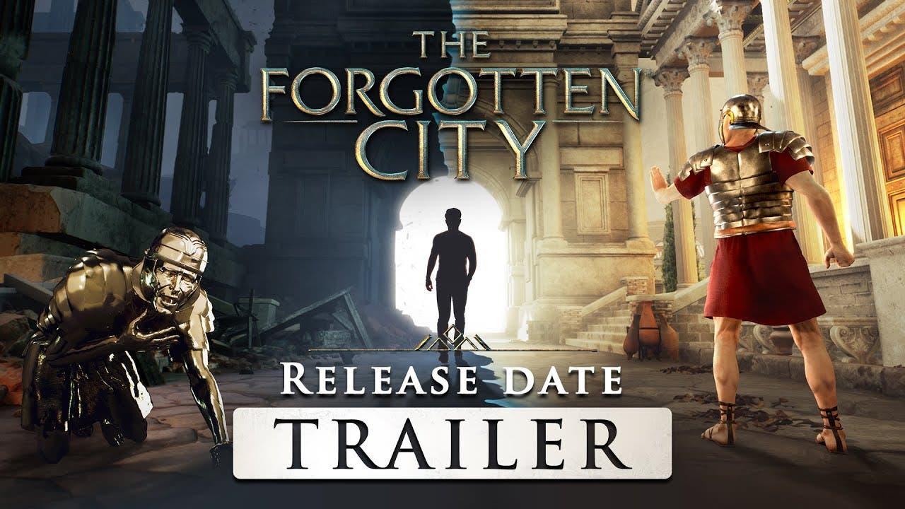 the forgotten city the time hopp