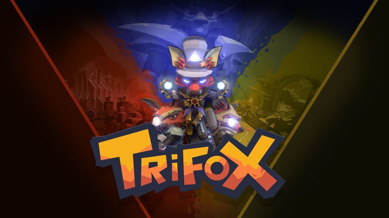 trifox is an action adventure ti