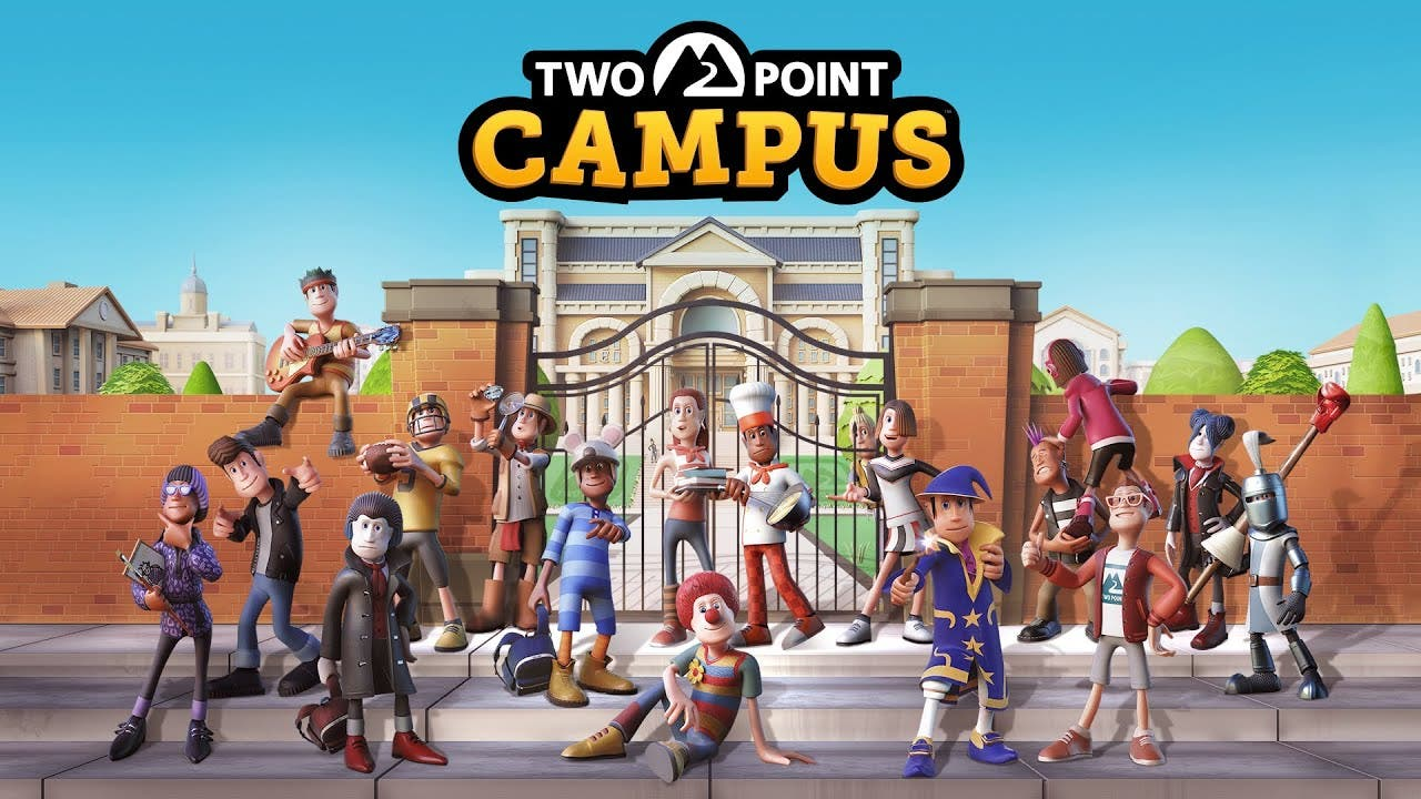 two point campus is the sequel t