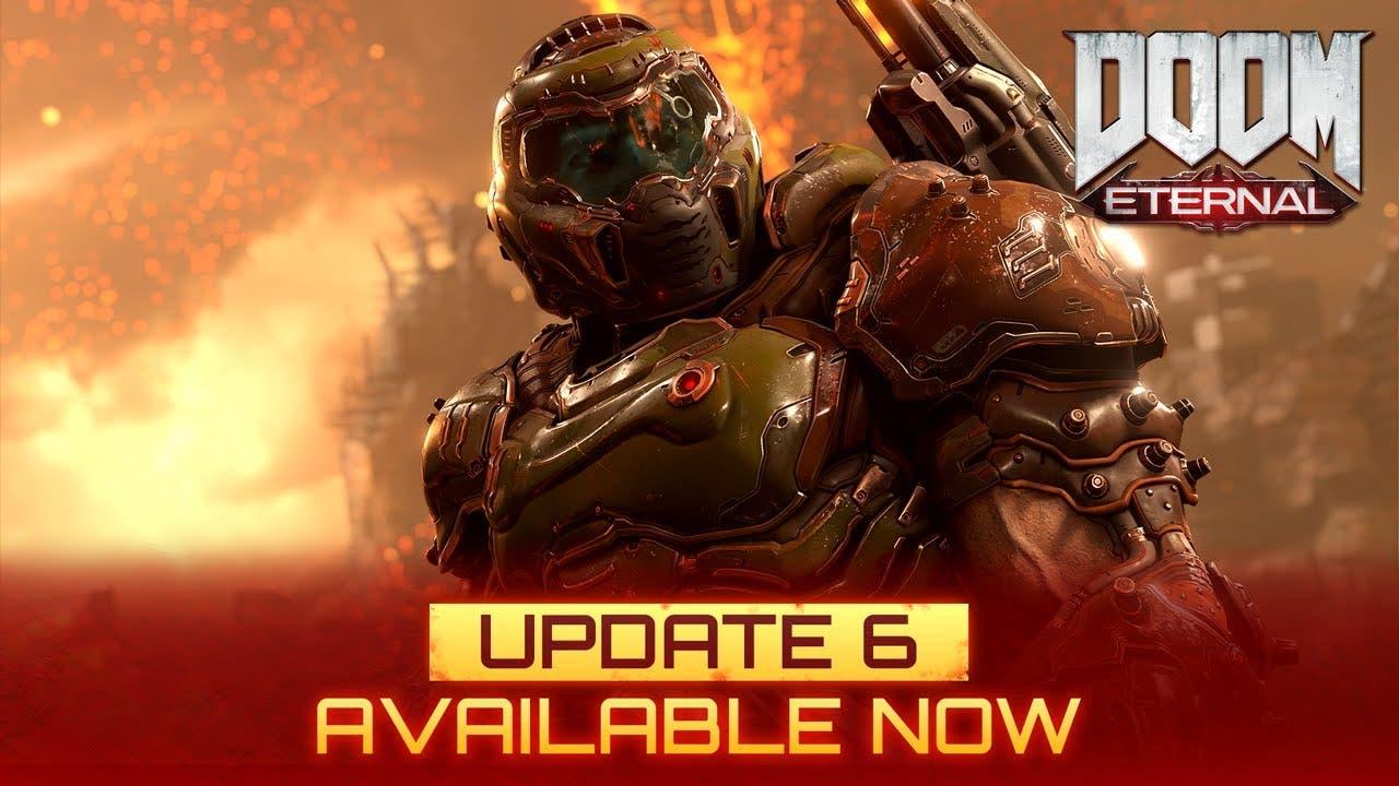 update 6 for doom eternal ushers