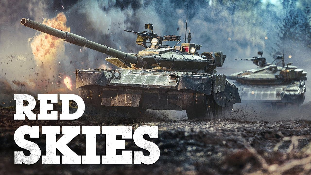 war thunder looks to the red ski